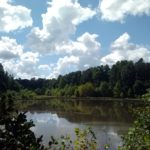 Mountain Lake - Blackwood Div of Duke Forest -- 2014-09-06 15.04.27